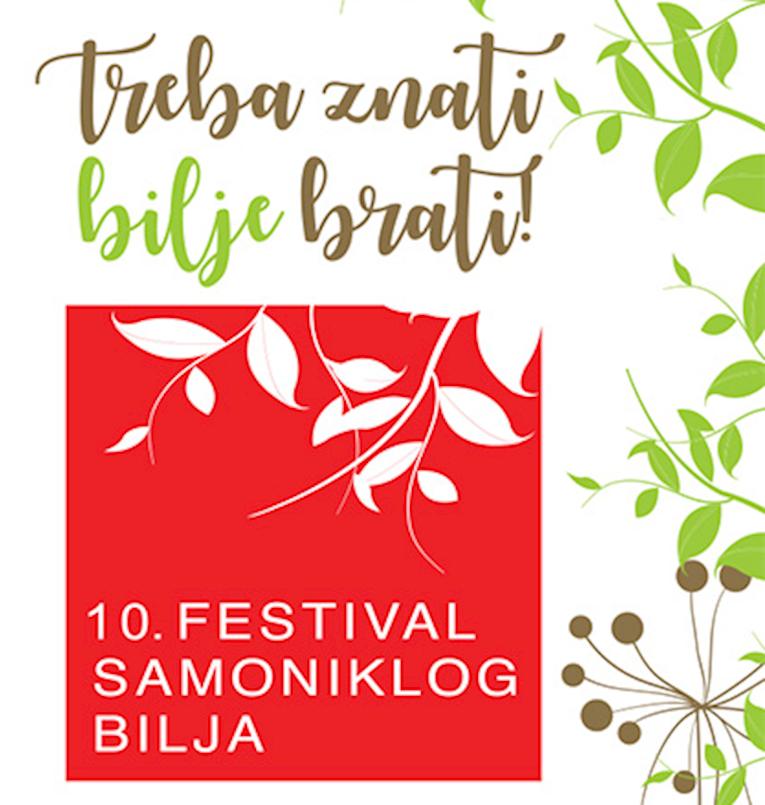 [PROGRAM] 10. Festival samoniklog bilja 27. i 28. svibnja 2019. godine u Kršanu