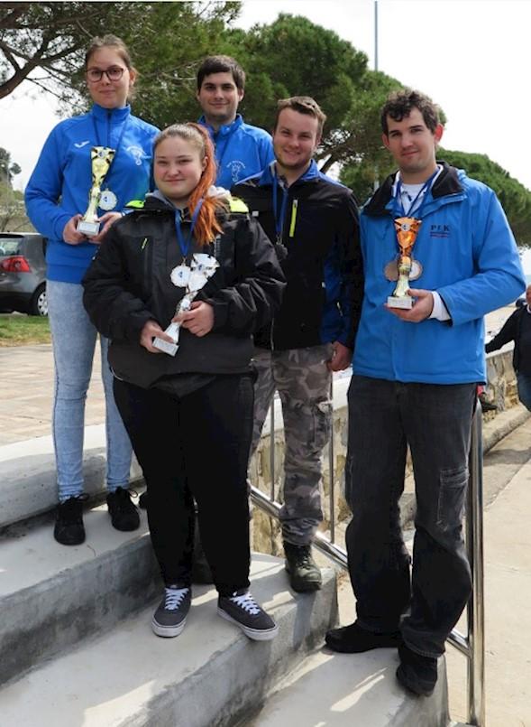 Odlični rezultati mladih ribiča raškog Galeba na tri natjecanja u sportskom ribolovu