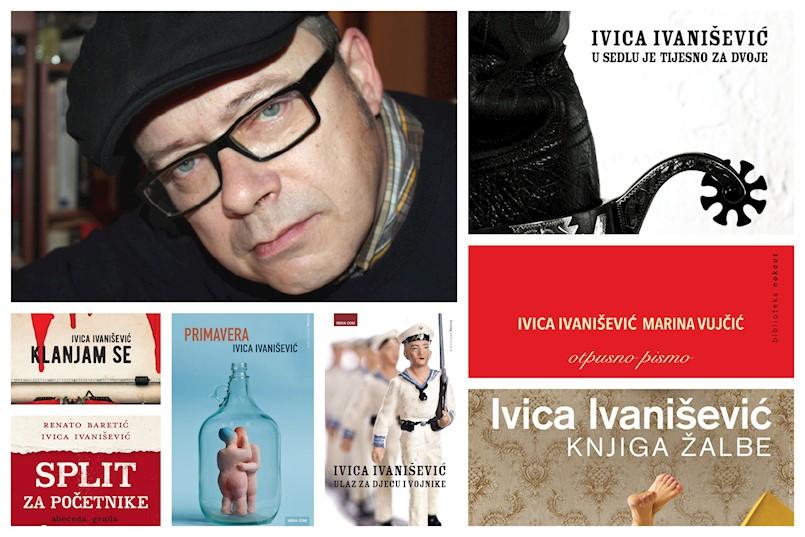 [NAJAVA] Književnik Ivica Ivanišević gostuje u Gradskoj knjižnici Labin
