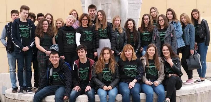 Labinski srednjoškolci na studijskom putovanju u Forlìju (Italija)