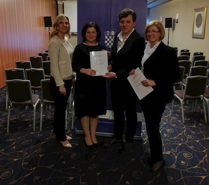 POU Labin potpisao ugovor vrijedan gotovo 1,4 milijuna kuna za provedbu EU projekta za zapošljavanje ranjivih skupina stanovništva