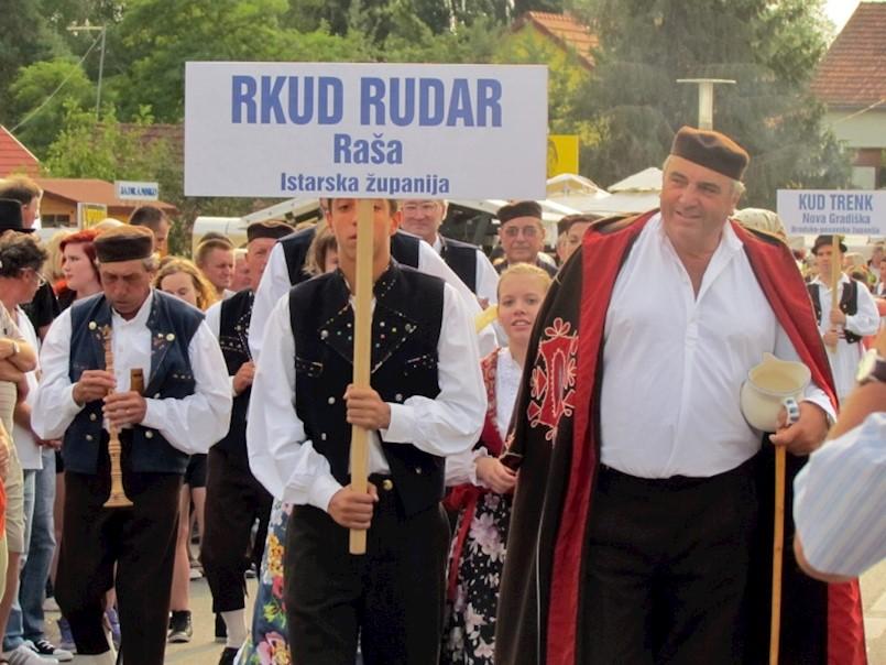 Općina Raša za udruge izdvaja 10 % više sredstava u odnosu na lani - najviše novaca RKUD Rudaru