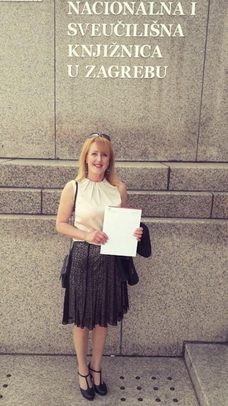 Profesorica Ljiljana Štingl promovirana u mentora