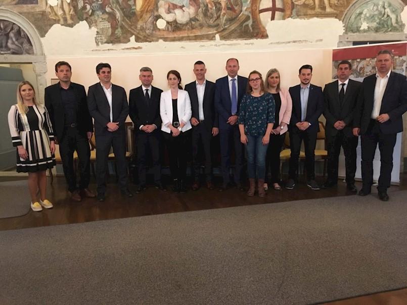 Potpisan Sporazum o suradnji na manifestaciji Dan mladih Istarske županije