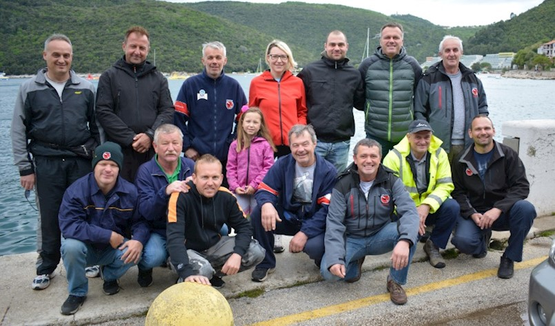 Društvo podvodnih aktivnosti Rabac održalo akciju čišćenja podmorja u Rapcu