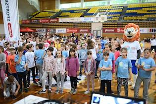 Mali sportaši preplavili Opatiju na Turneji radosti
