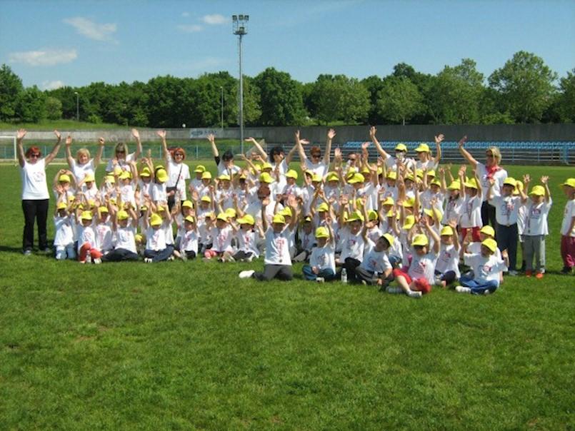 Sutra Olimpijada dječjih vrtića Labinštine