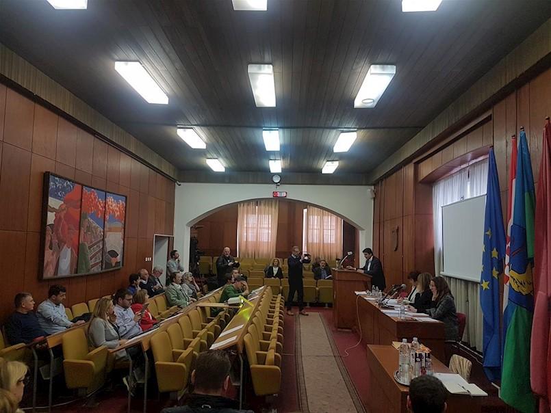 Službeno izvješće sa 24. redovne sjednice Gradskog vijeća Grada Labina