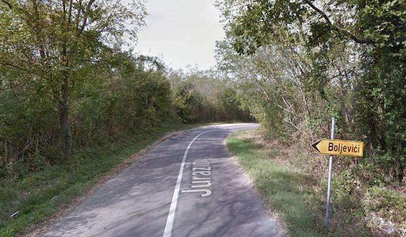 Obavijest nositeljima prava na nekretninama koje neposredno graniče sa zemljištem na kojem je izvedena nerazvrstana cesta oznake NC 14.11. RIPENDA-BOLJEVIĆI