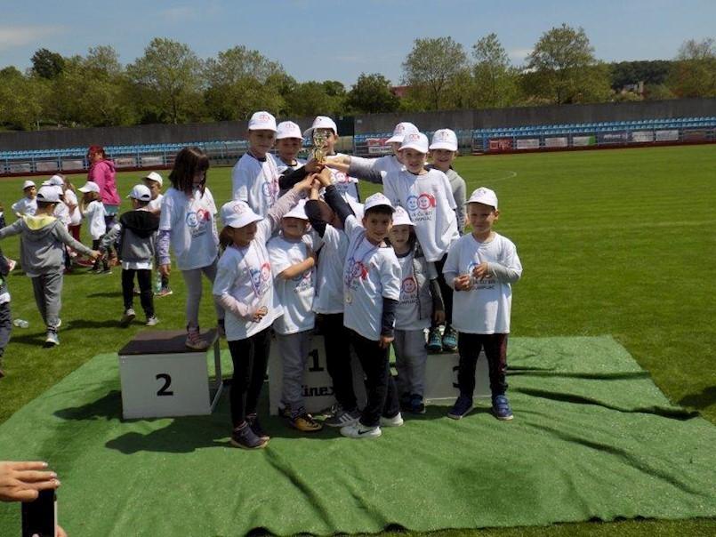 Na 18. Olimpijskom festivalu dječjih vrtića Labinštine nastupilo 180-ero djece