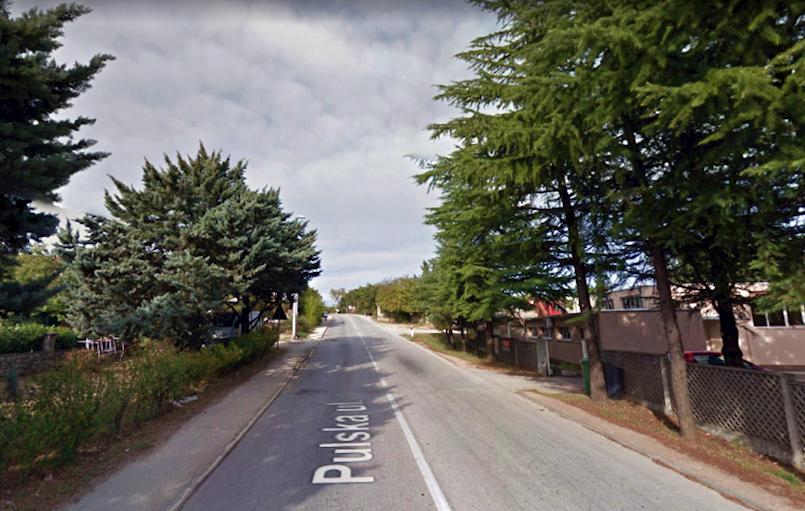 Pulska ulica u Labinu rekonstruirat će se sljedeće godine