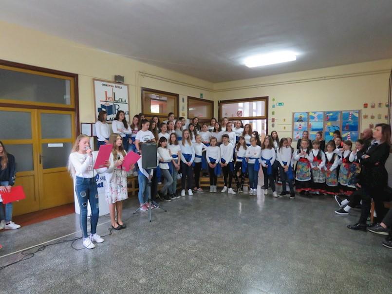 """Osnovna škola """"Ivo Lola Ribar"""" Labin obilježila je svoj Dan škole 9. svibnja"""