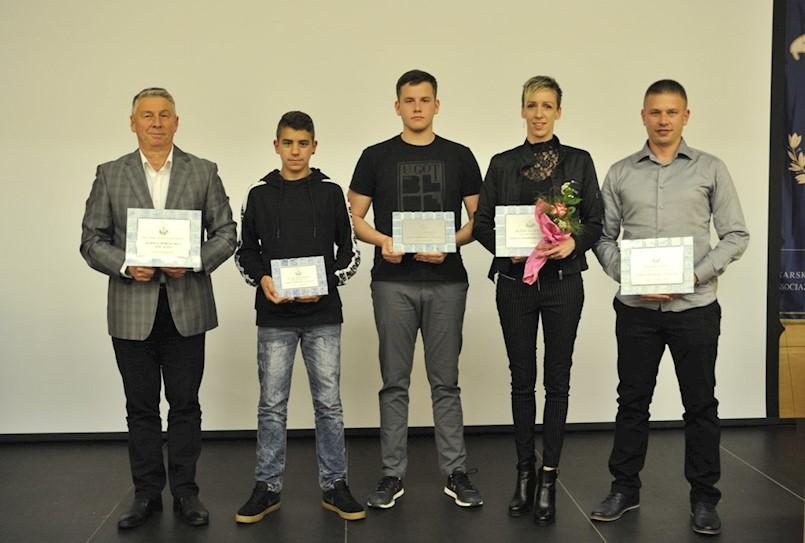 IBS: Nives Jelovica najbolja boćarica, a Ivan Načinović najbolji kadet za 2018. godinu