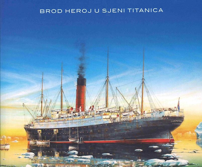 [NAJAVA] Predstavljanje knjige 'Carpathia – brod-heroj u sjeni Titanica'