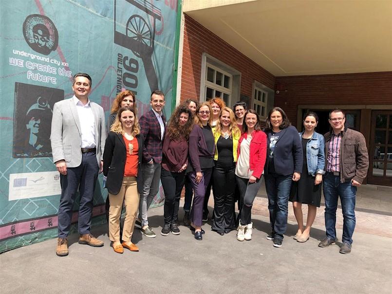 Dizanje kapaciteta dionika kreativne i kulturne industrije: U Labinu održan dvodnevni seminar o kulturnom i festivalskom menadžmentu