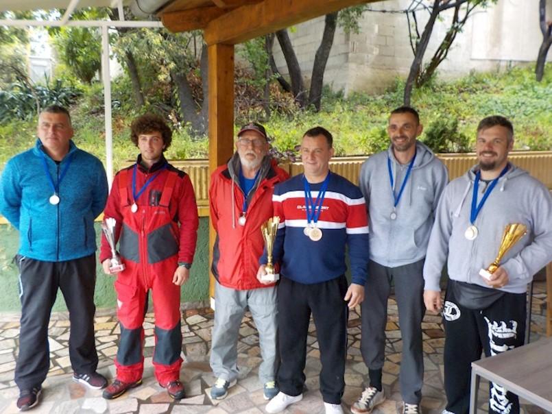 Ribiči Galeba najuspješniji na Međuopćinskom prvenstvu istočne Istre i kategoriji seniori obala