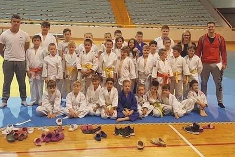 Judo klub METO Labin u konkurenciji 11 klubova Istarske i Primorsko Goranske Županije treći.