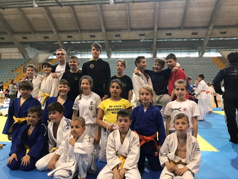 """JK Ippon Labin na Međužupanijskom turniru """"Ippon"""" u Rijeci osvojio 12 medalja"""