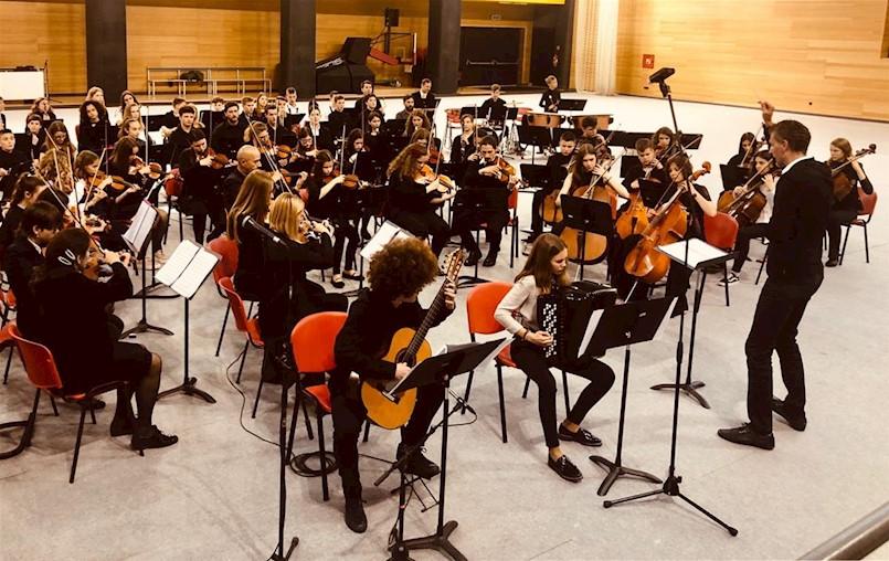 """Svečani koncert """"Glazba bez granica"""" u velikoj dvorani Sportskog centra Franko Mileta"""