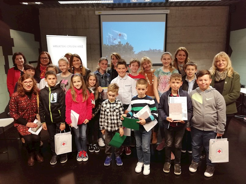 Proglašeni najbolji radovi 12. Literarnog natječaja Crvenog križa Labin
