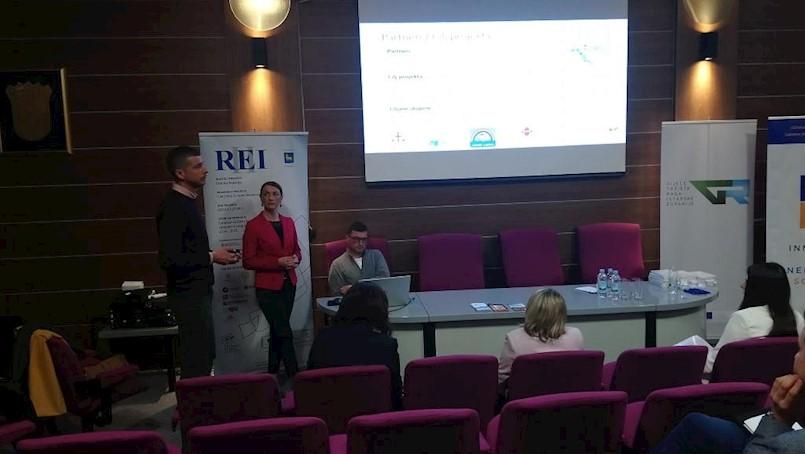 Grad Labin na Danima otvorenih vrata EU projekata predstavio projekt Karijernog usmjeravanja