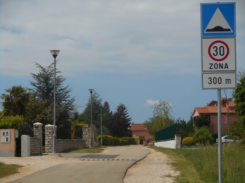 Usporivači prometa u Sv. Bartulu i Zartinju