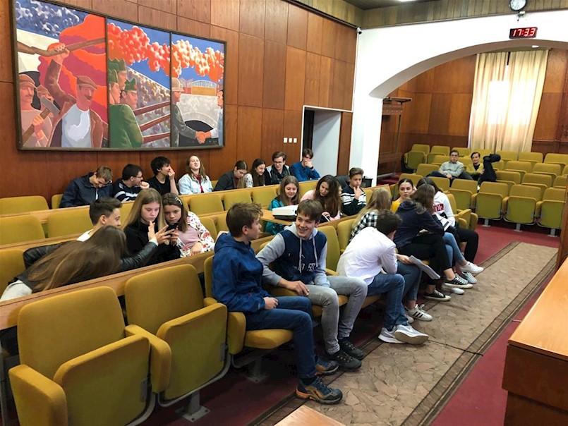 Održana 2. sjednica Gradskog vijeća mladih