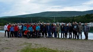 Više od 60 volontera sudjelovalo u čišćenju podmorja i priobalja u kampu Tunarica