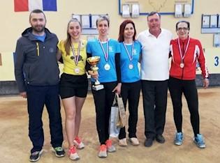 Nives Jelovica (Labin) državna seniorska prvakinja u preciznom izbijanju