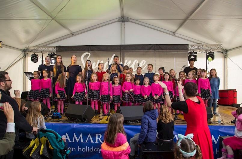 Koncertom Damira Kedže obilježen Dan hrvatskih zdravih gradova