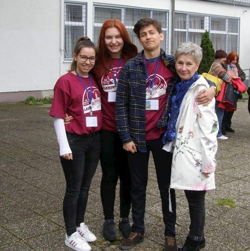 GLOBE ekipa labinske Srednje škole postigla zapažen uspjeh na Državnoj smotri i natjecanju hrvatskih GLOBE škola