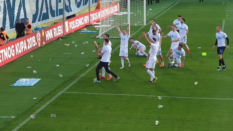 Andrej Prskalo večeras u Puli postao najtrofejniji igrač NK Rijeke ikad!