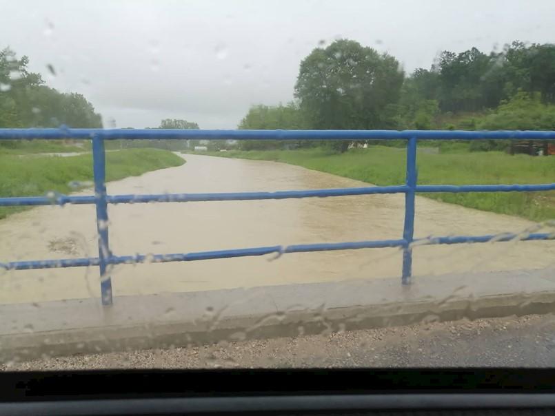 Na području Labina palo najviše kiše | Raša dosegla čak 546 cm!