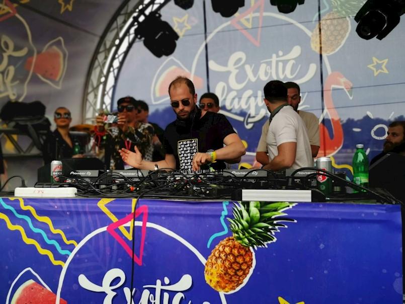Labinski DJ Marin Biočić imao je zapažen nastup na Sea Star festivalu!