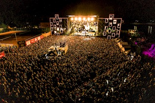 40.000 ljudi sa Sea Star festivala poslalo poruku ljubavi regiji i cijelom svijetu