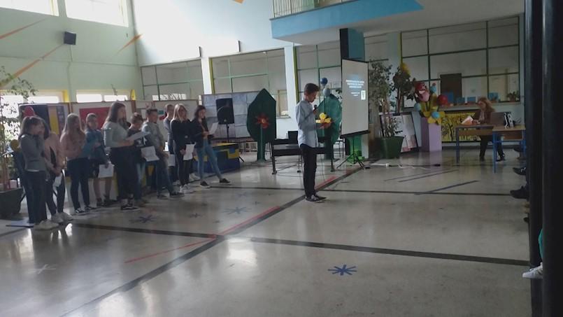 Tradicionalni susret škola iz Manzana i OŠ Matije Vlačića