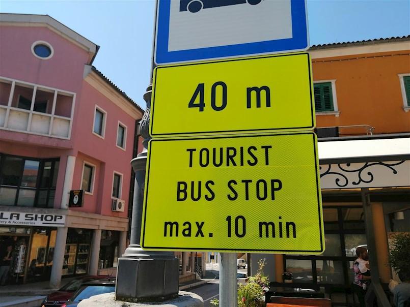 Nova ugibališta za autobuse nisu parking za osobne automobile