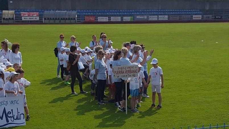 U Labinu održano finale 18. Olimpijskog Festivala Dječjih Vrtića za Istarsku županiju