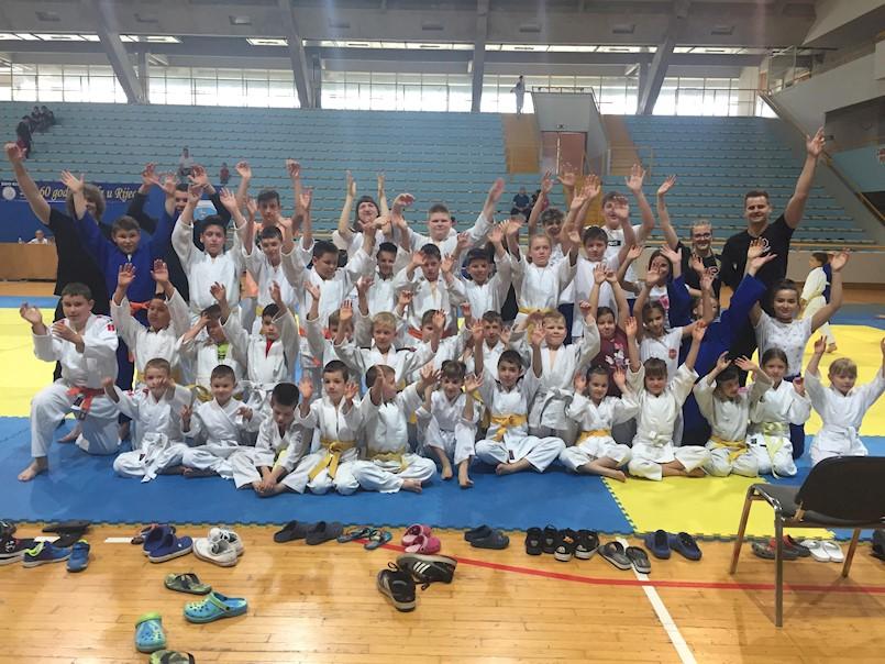 "Judo klub ""Meto"" treći u konkurenciji 49 klubova na turniru u Rijeci"