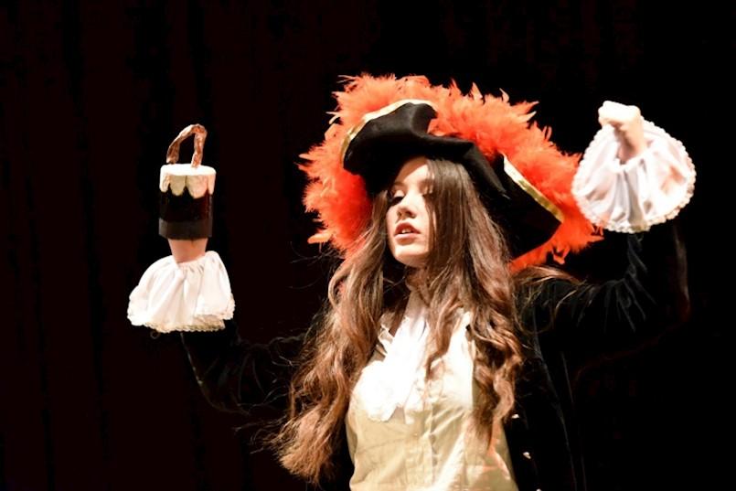 Završna plesna predstava Odjela suvremenog plesa labinske Umjetničke škole