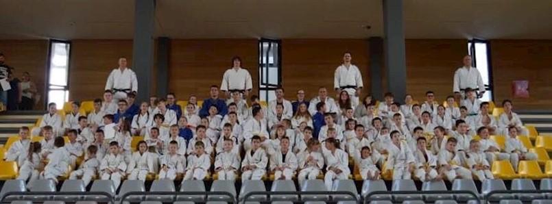 Čak 98 članova JK Meto Labin promovirano viši KYU pojas