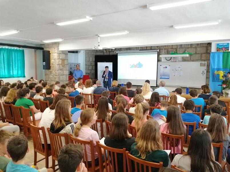 Predstavljen novi EU projekt Grada Labina