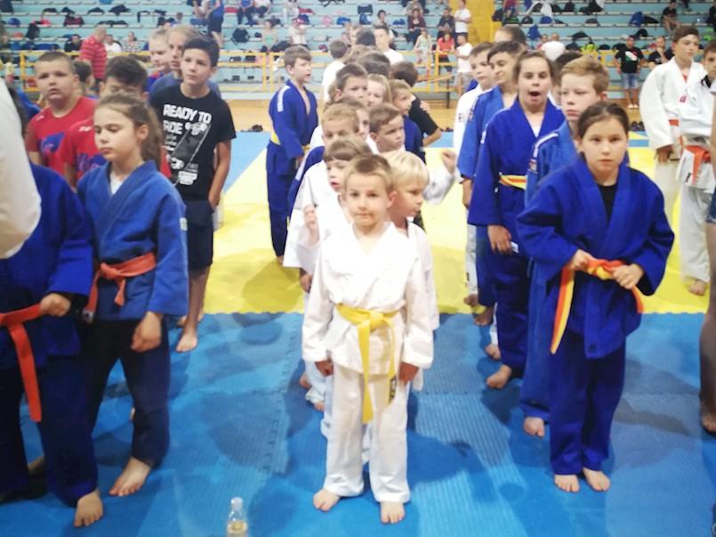 JK Ippon nastupio na 16. Međunarodnom judo turniru u Rijeci: Zlato za Ariu Honović