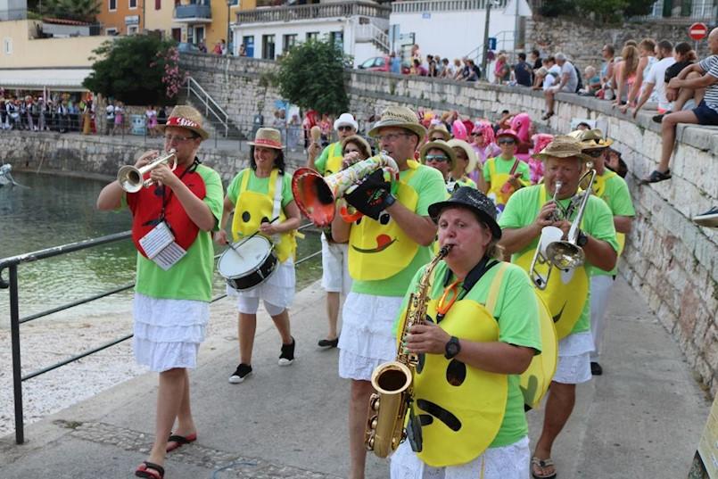Ljetnim karnevalom počinje treći Rabac Open Air