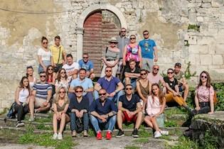 Općinu Kršan posjetili studenti Visoke škole za komunikacijski menadžment iz Zagreba
