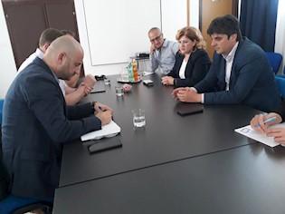 S Hrvatskim vodama o prijelaznom rješenju za raški kanal