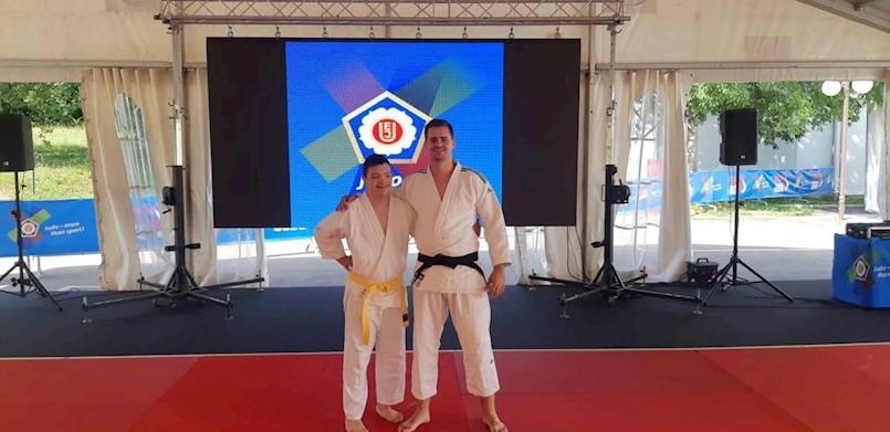 Denis Alićajić i Marino Lalović nastupili na judo festivalu u Poreču
