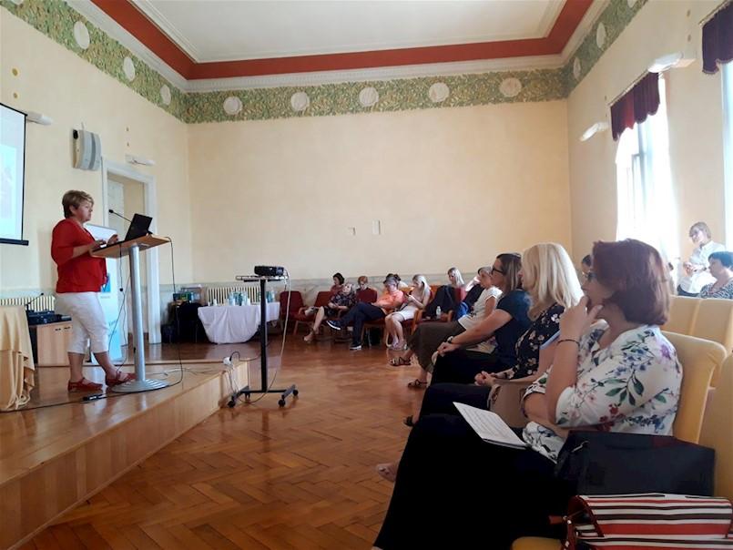 """U Puli održan stručni sastanak """"Multidisciplinarni pristup u unaprjeđenju oralnog zdravlja djece"""""""