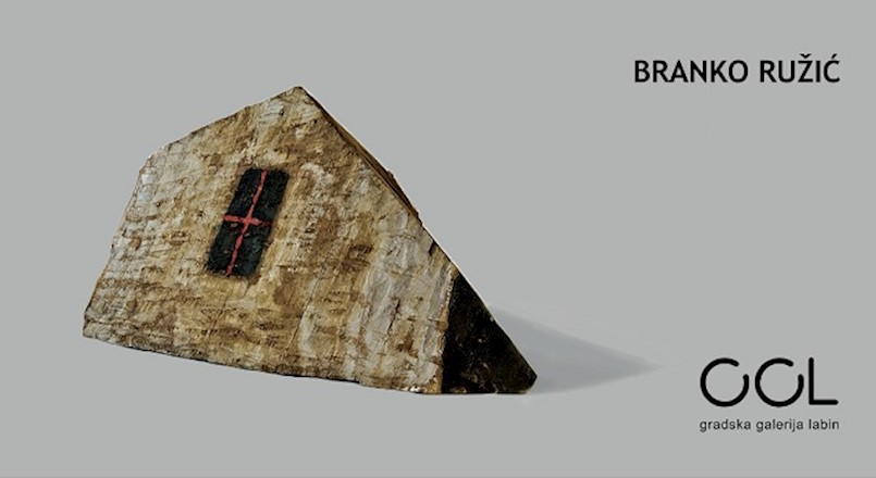 """U petak otvorenje samostalne izložbe """"Jedinstvena sinteza forme"""" autora Branka Ružića"""