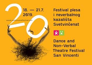 Dvadeseto jubilarno izdanje Festivala plesa i neverbalnog kazališta